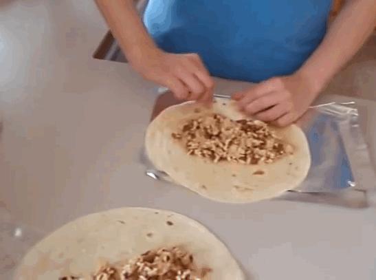Do YOU know how to wrap a burrito?