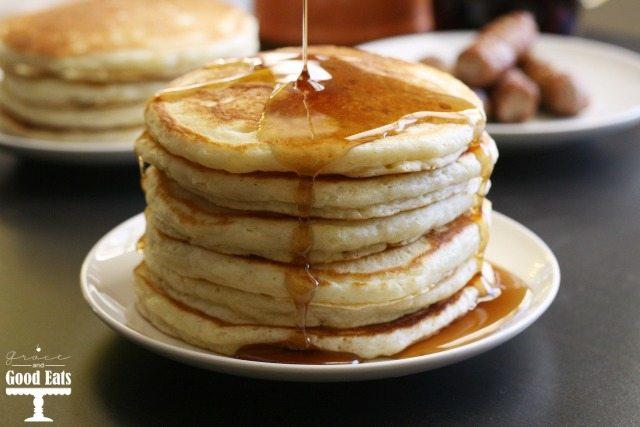 Pancakes or Cooked Breakfast?
