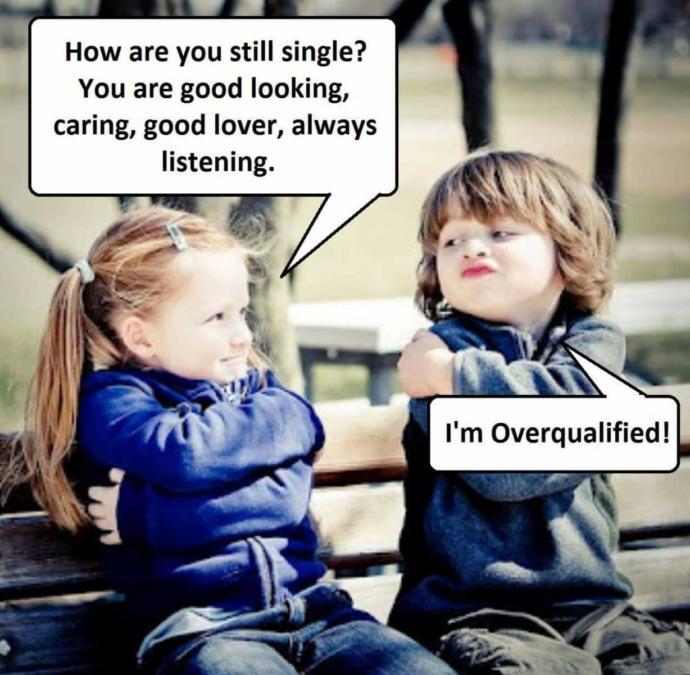 I am Overqualified