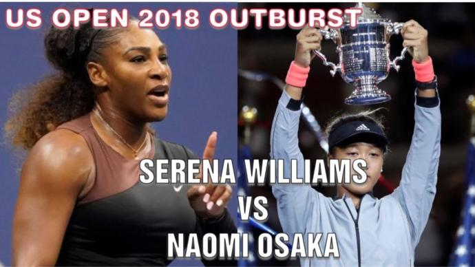 Did Serena Williams show a lack of sportsmanship and class by her behaviour in the US Open and later claiming sexism?