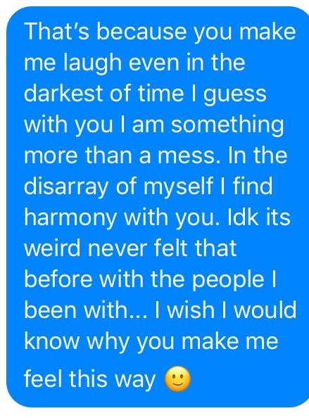 What does it mean when a girl sends you this?