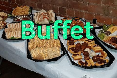 What is your favorite buffet food?