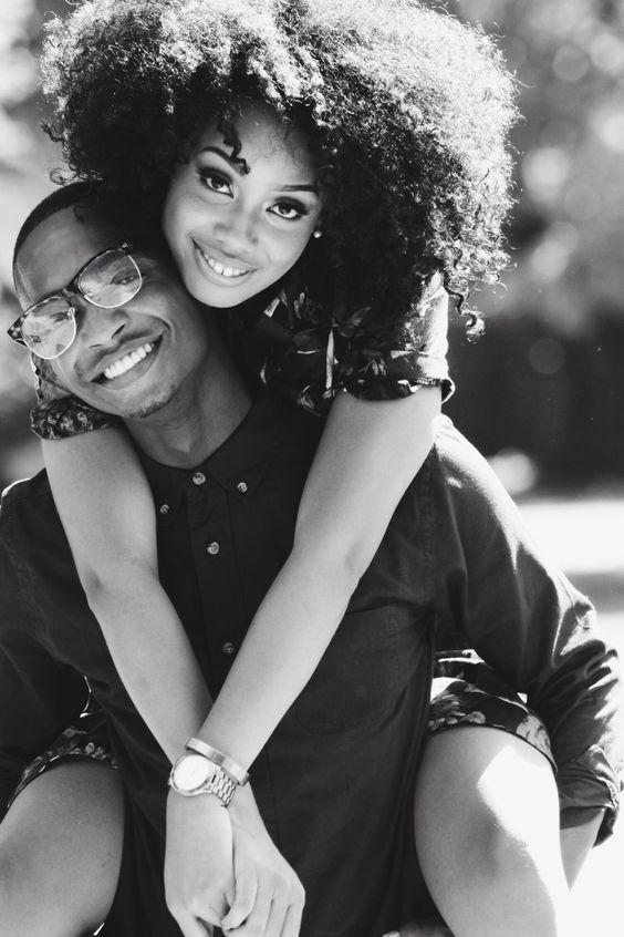 Do black couples photograph better than other races?