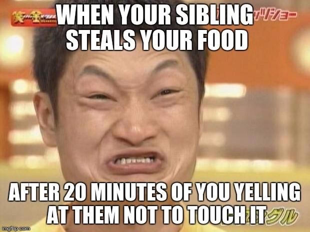 Why do you hate your sibling?