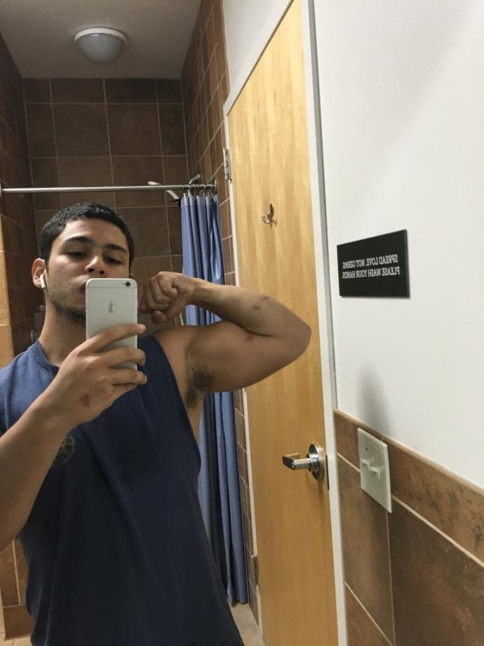 Do girls find big arms sexy?