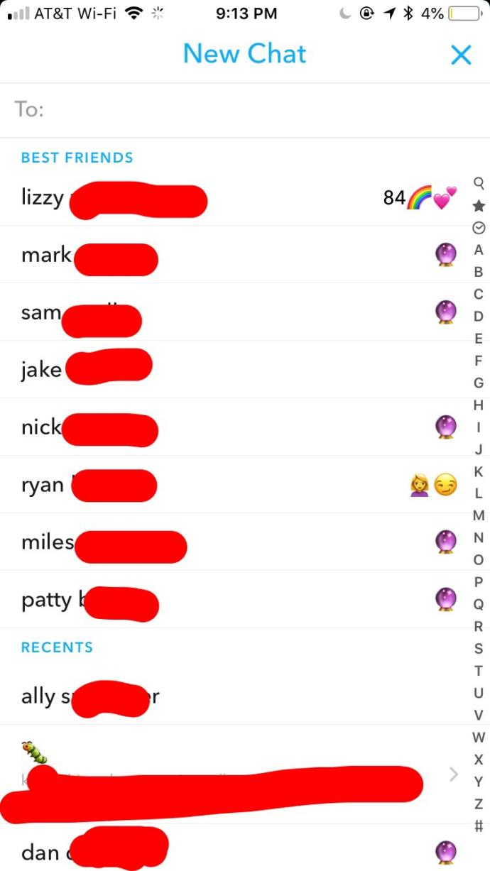 How come people on my Snapchat best friends list don't have a best friend emoji by their name?