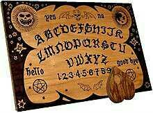 Thoughts on people playing with Ouija Boards? Would you play with one?