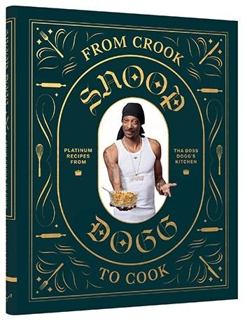 Would you buy Snoop Doggs cook book?