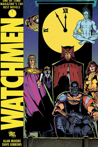 Have you ever read Watchman?