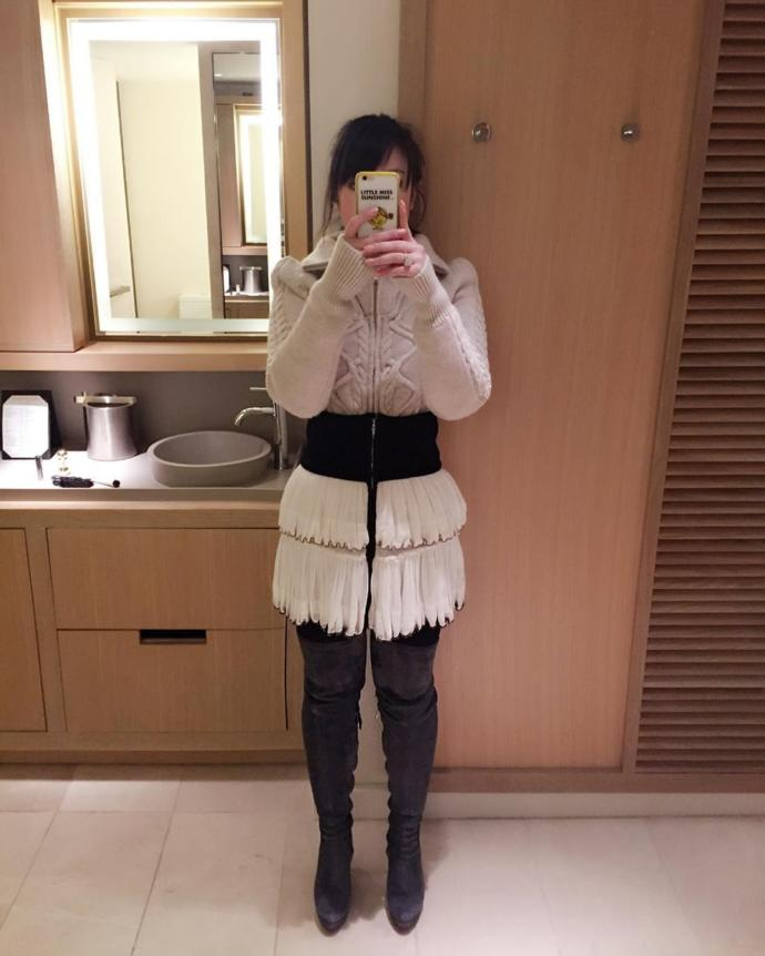 Girls, what's the warmest temperature you could wear this outfit comfortably?