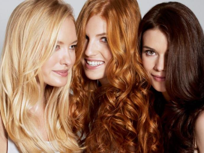 What Hair Color have most of your partners had?