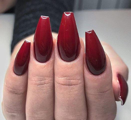 Which nail shape looks better?