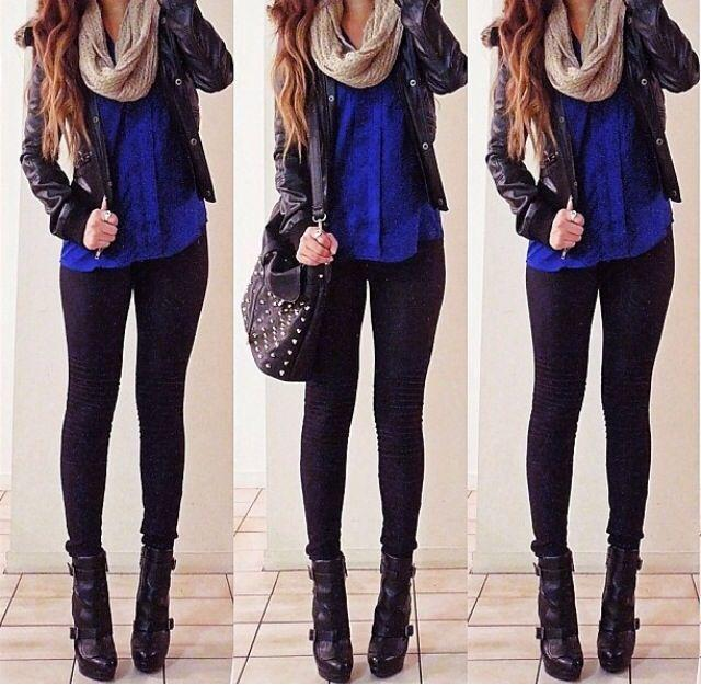 Fashion Poll.--.Which outfit do you like the most?