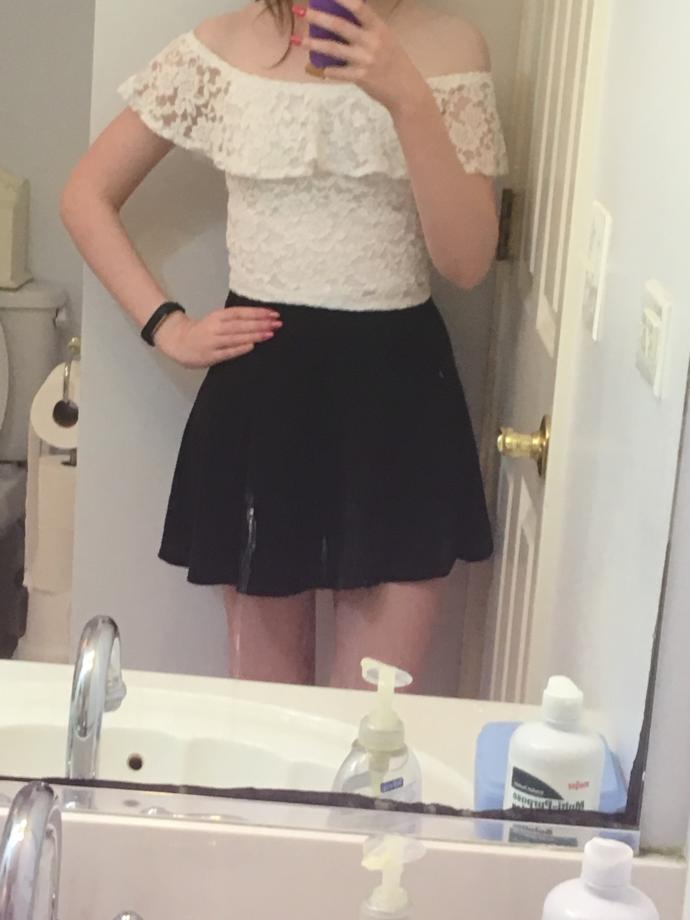 Do either of these outfits work? If so, which is better?