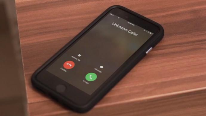 Have you ever called an ex as an Unknown Caller?