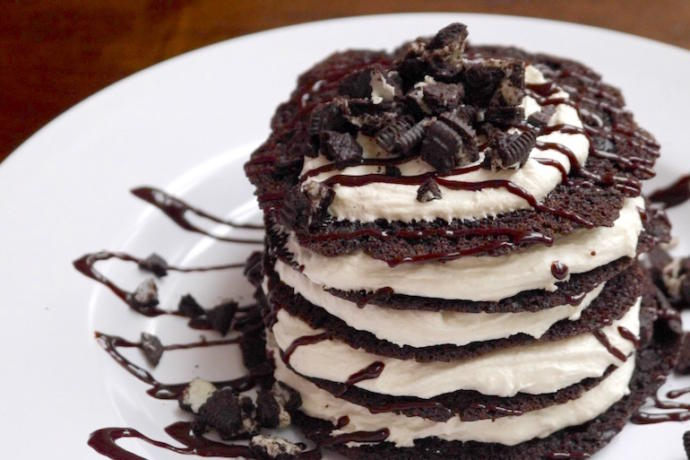 What do you think of these bomb ass dessert pancakes?