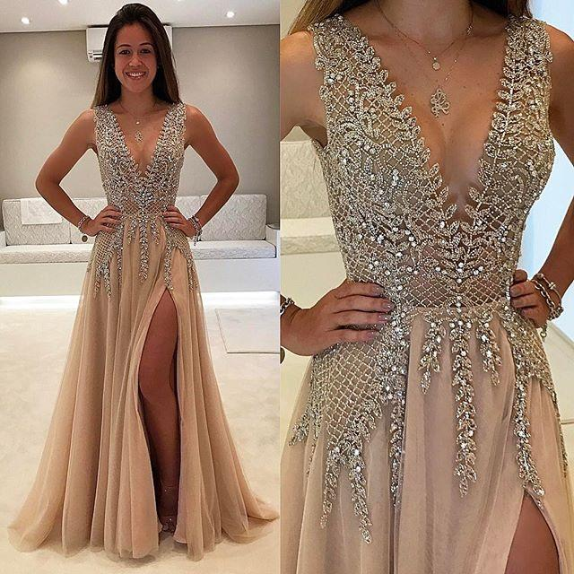 Which dress would you recommend for prom and why?