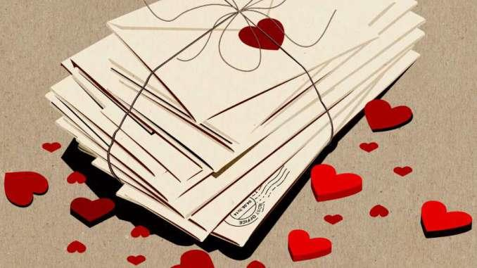 Do you think it's OK for your partner to have a box of all their ex's letters?