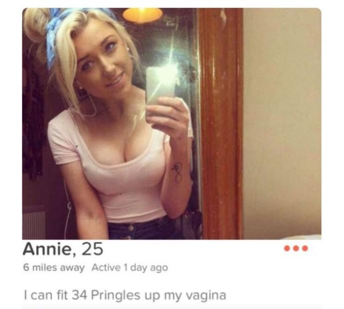 Would you swipe left or right on her?