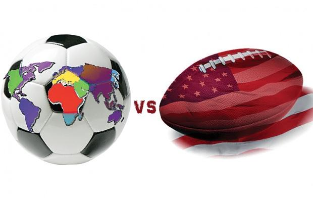 Which is better American Football or Soccer?