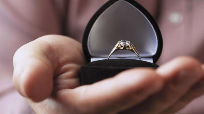 Ladies, would you want your man to propose to you in public or private?