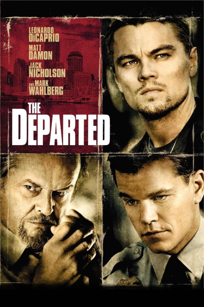 Have you seen The Departed?