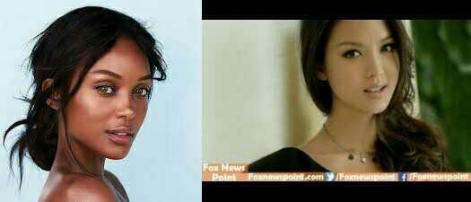 Who looks better black girl or Asian girl?