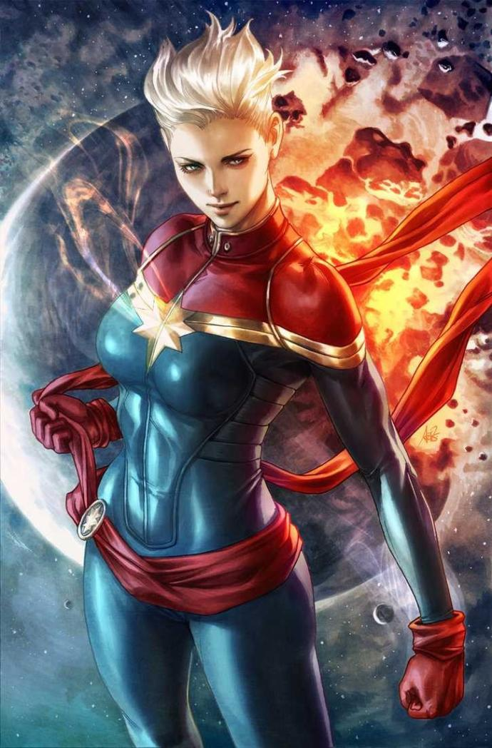 Are you looking forward to the captain Marvel film?