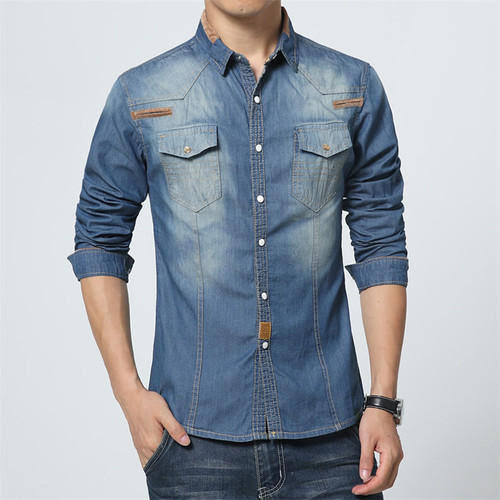 Opinions on denim shirts?