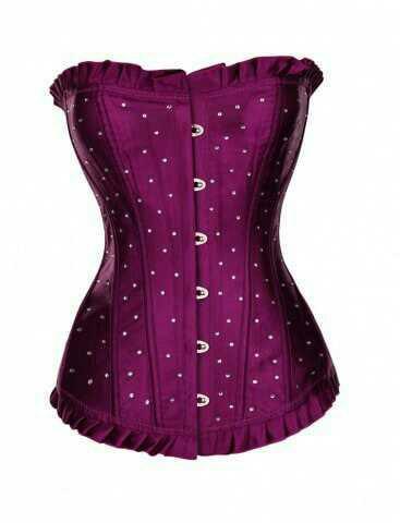Ladies, corset lesson?