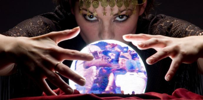 If you had a crystal ball that could tell you anything at all about your life that you don't already know - what would you ask it to tell you?