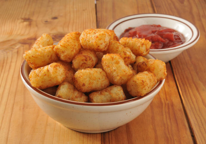 Do you love tater tots as much as me?