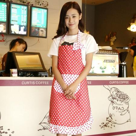 Do YOU wear a kitchen apron when cooking or baking?