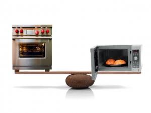 Which do you use the most- Microwave or Oven?