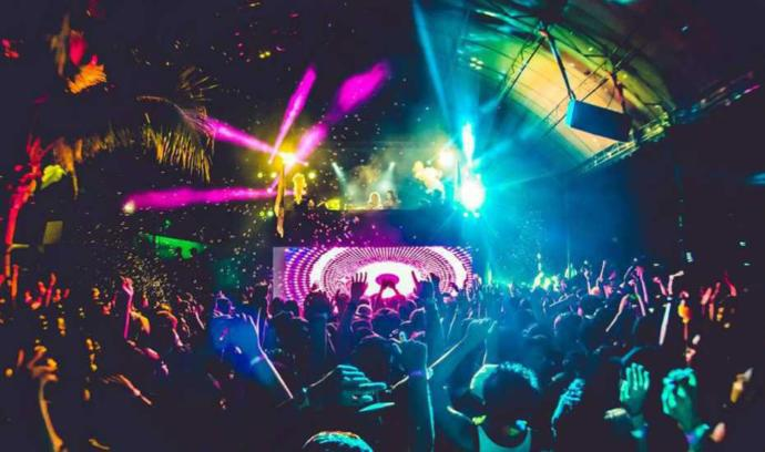 Is a rave a good or bad idea for a first date?