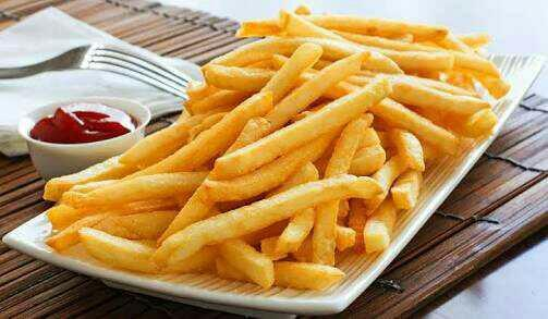 Curly fries or normal fries?