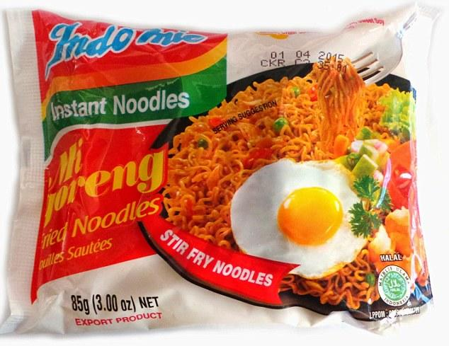 How long do you cook 2 minute noodles for?