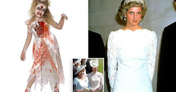 Do you think this bloody princess Halloween costume is offensive?