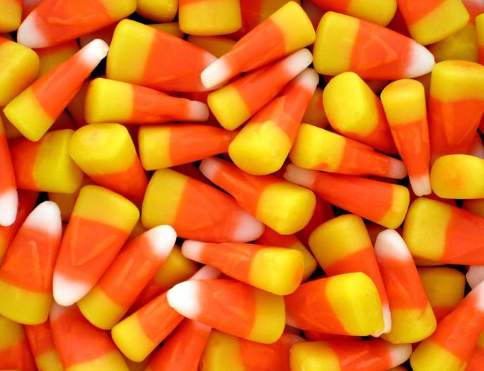 Cady Corn or Candy Pumpkins?