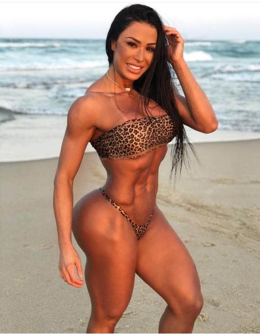 Do you find women who are extremely fit attractive?
