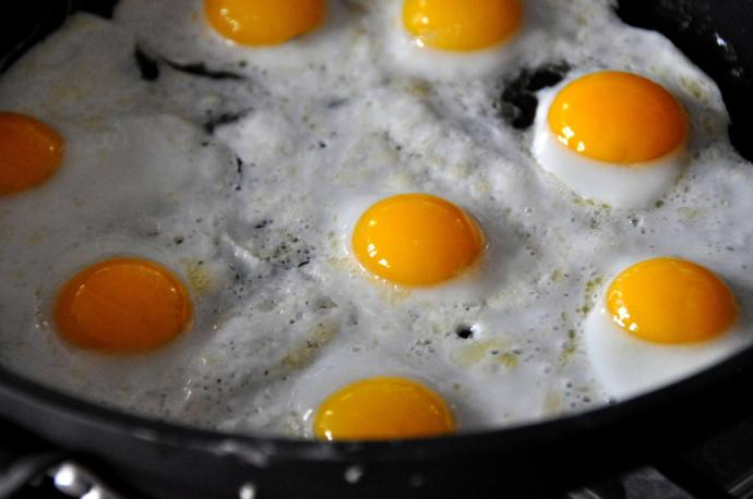 How do you take your eggs in the morning?