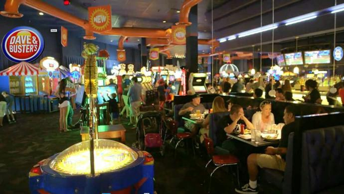 Do you like Dave and busters arcade restaurant?