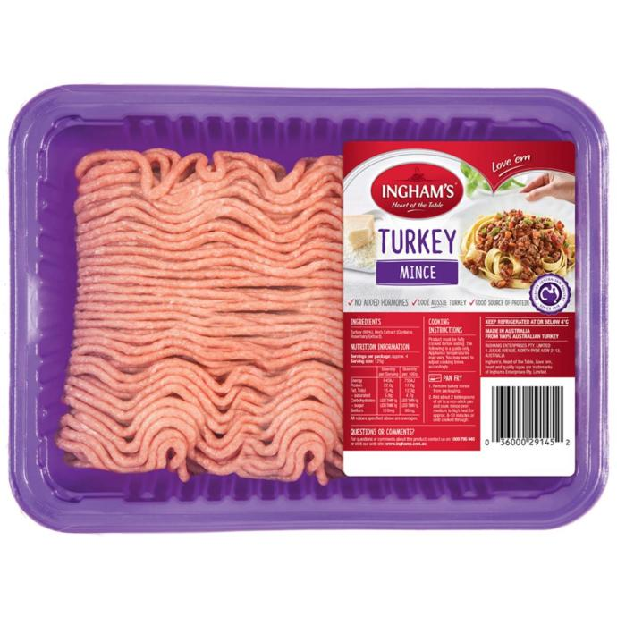 Which do you prefer - lamb mince , turkey mince or beef mince?