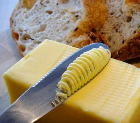What spread do you use on your bread?