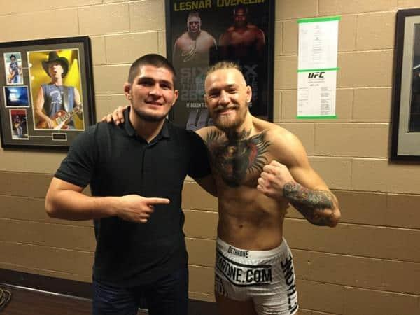 What are your thoughts on the khabib vs McGregor rematch?