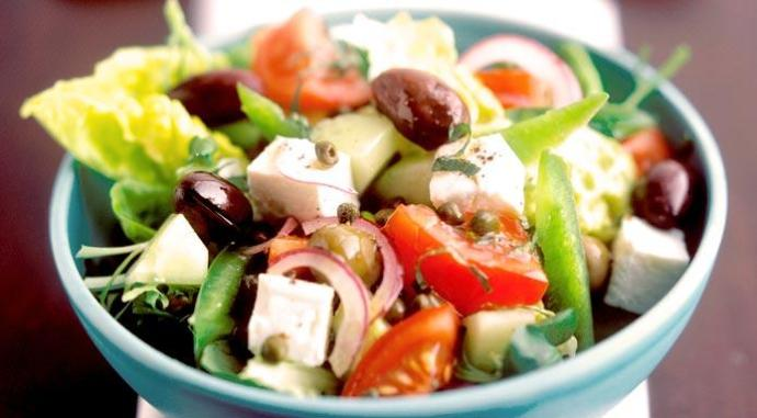 What's your favourite salad?