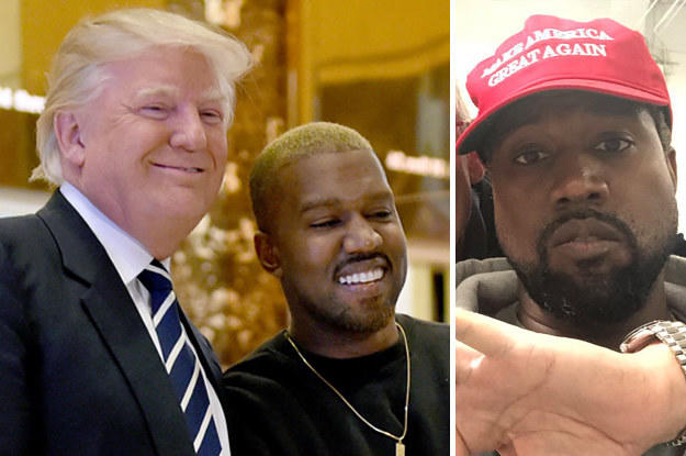 Kanye West, is there a racist element to his mistreatment by the leftwing media and white liberals for his supporting Trump?