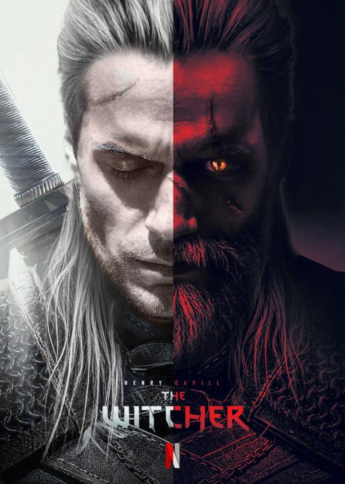 What do you think of Henry Cavill as Geralt in the Netflix's The Witcher?