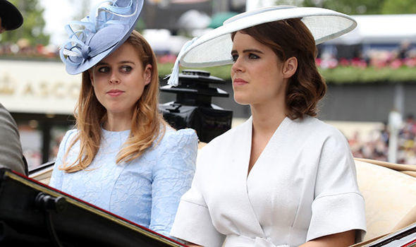 What do you think of princesses Eugenie and Beatrice always being called ugly? Are they so unattractive to you?