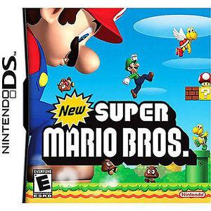 New Super mario bros- ds version